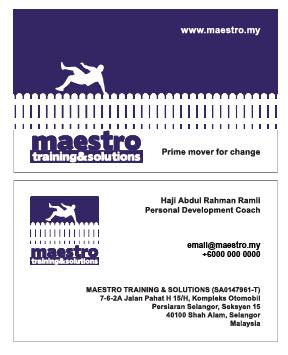 maestro_namecard