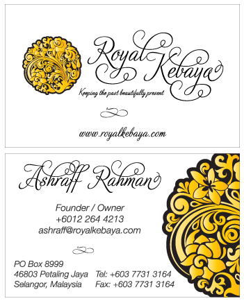 royalkebaya_namecard